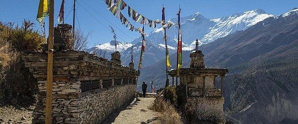 Nepal Annapurna Runde