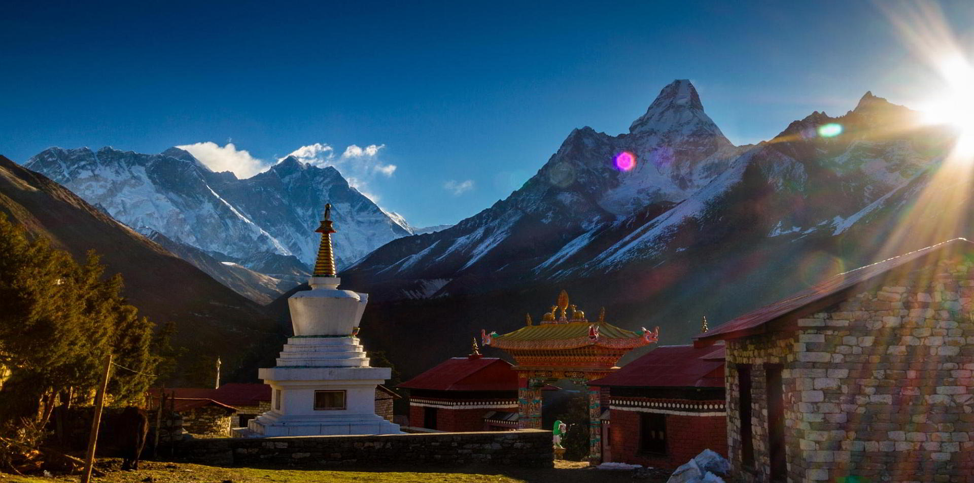 Khumbu Trek zum Everest