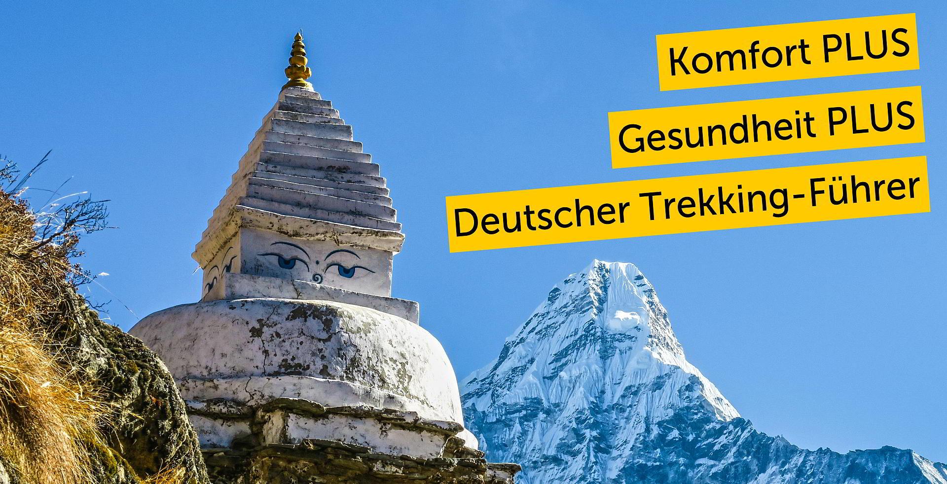 Nepal Trekking Reisen