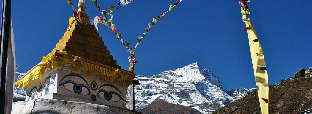Nepal-stupa