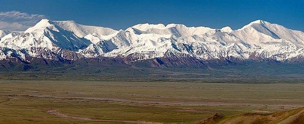 Kirgisien Trek