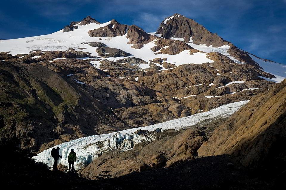 Patagonien Ventisquero