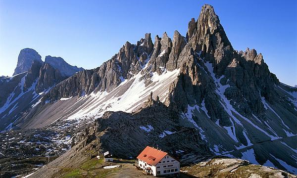 Monte Paterno Dolomiten