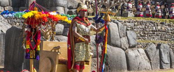 Peru Inka-Kultur