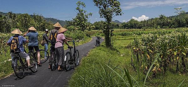 Radtour Bali