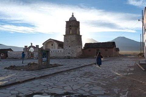 Bergreisen Südamerika