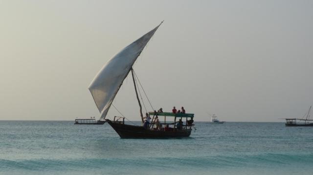 Sansibar-Dhau
