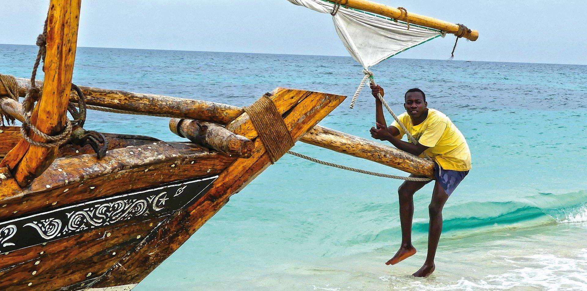 Sansibar Urlaub Tansania