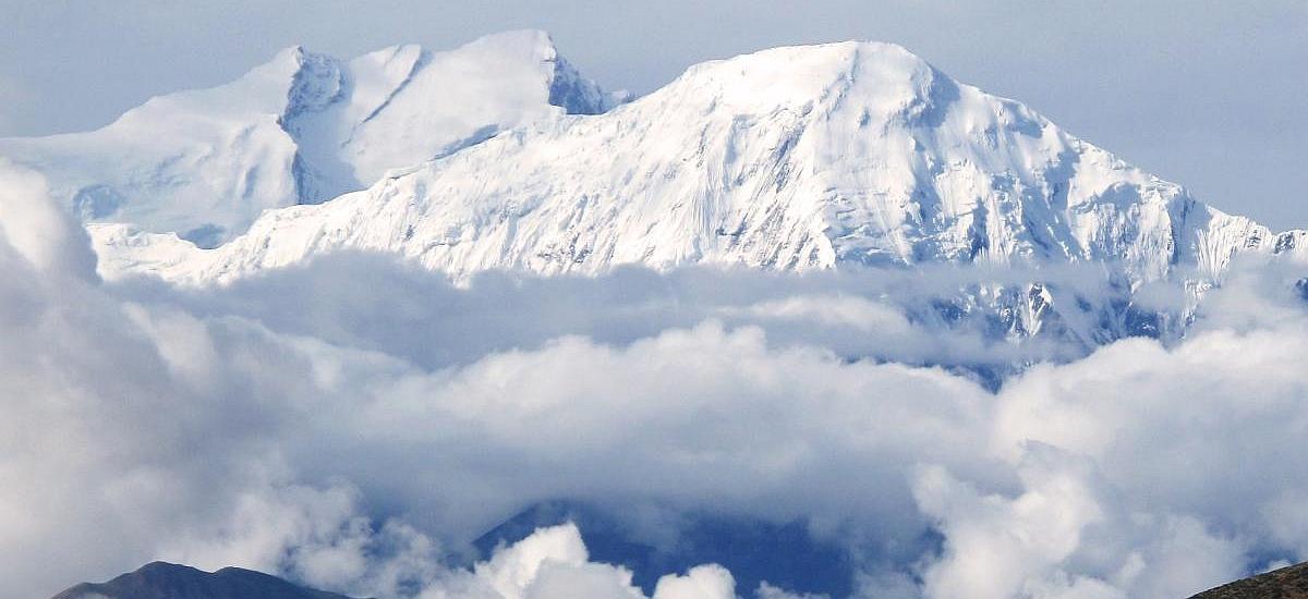 Seribung Peak Nepal