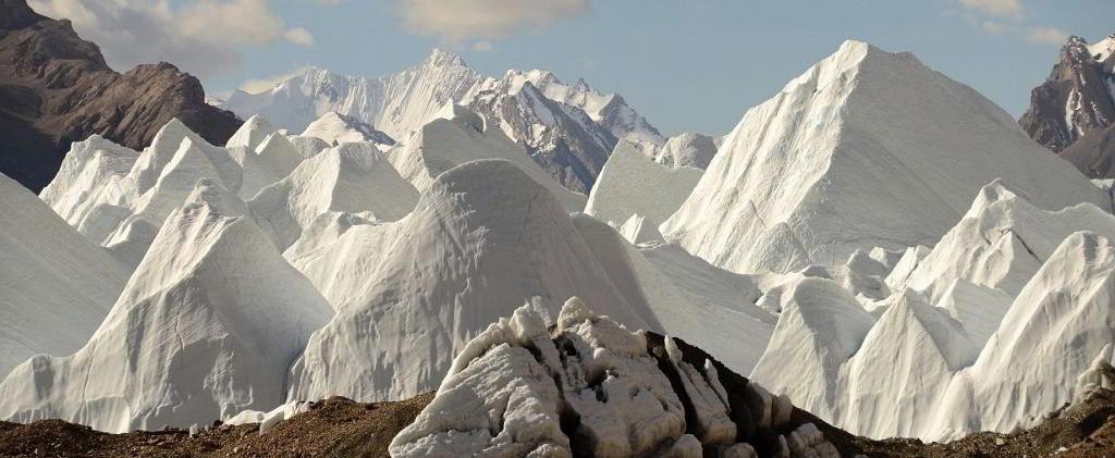 K2 basecamp trek