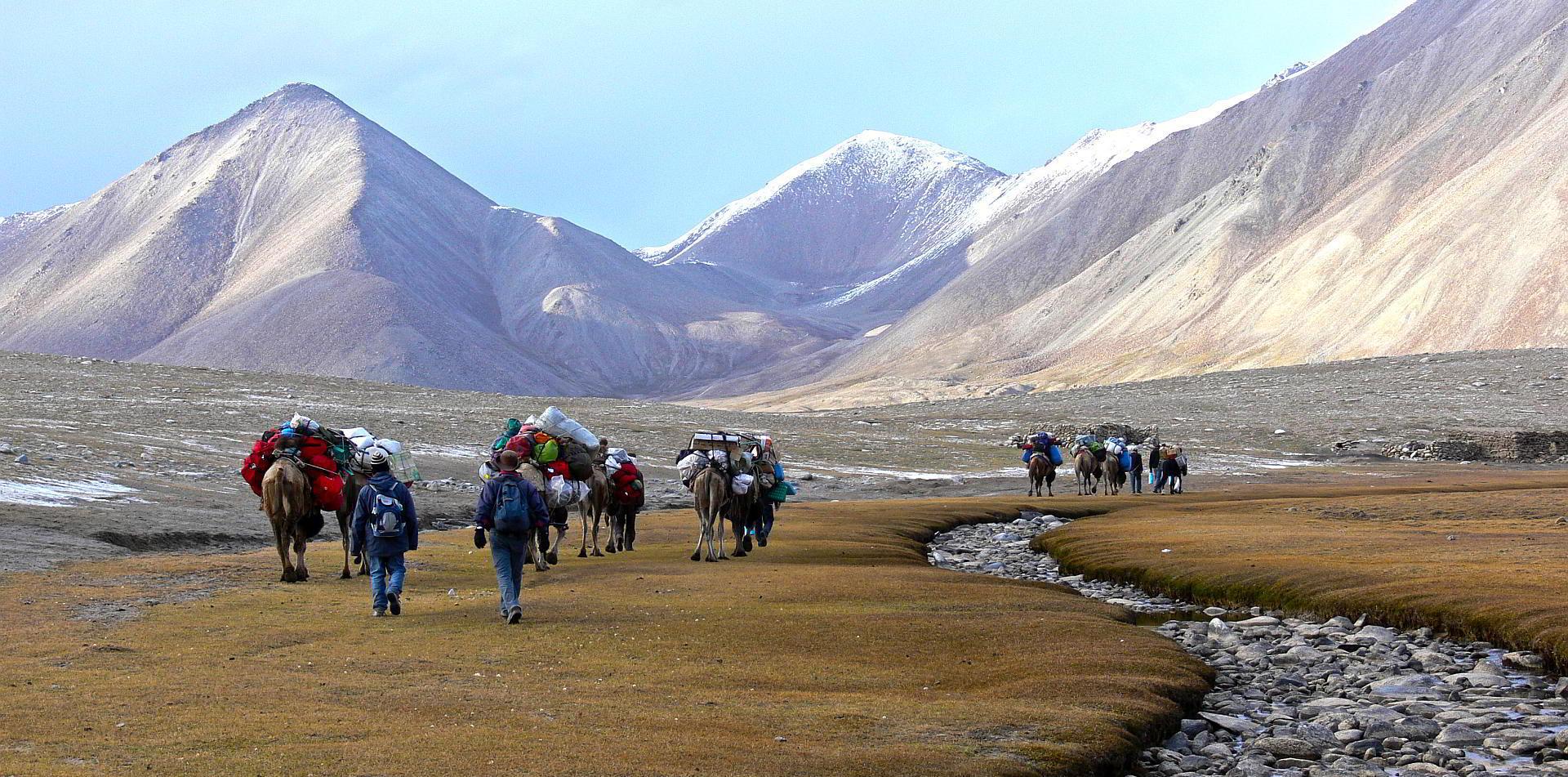 Shagsgam Valley - K2 basecamp trek
