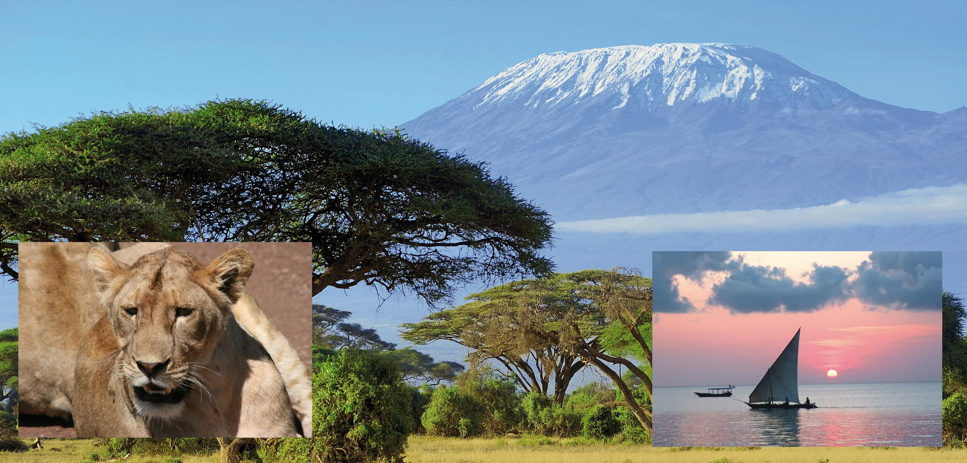 Tansania 16 Tage