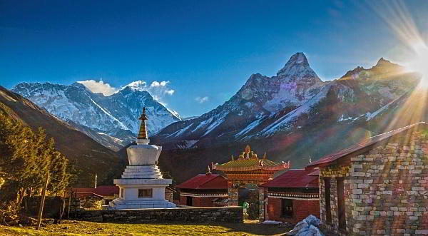 Nepal Trekking zum Everest