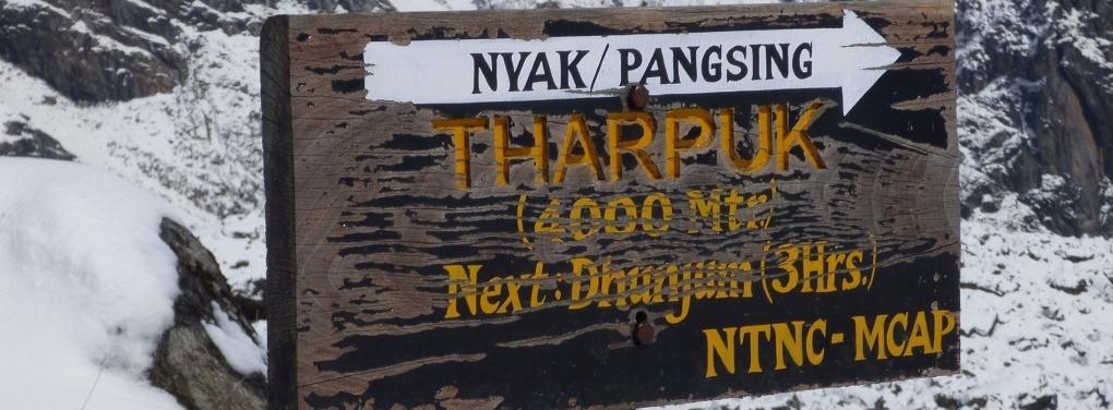 Tharpuk-4000m