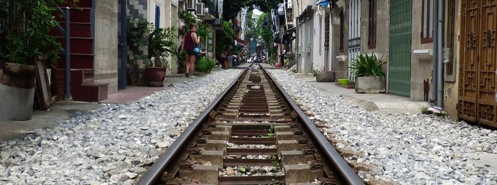 Vietnam Hanoi Railway