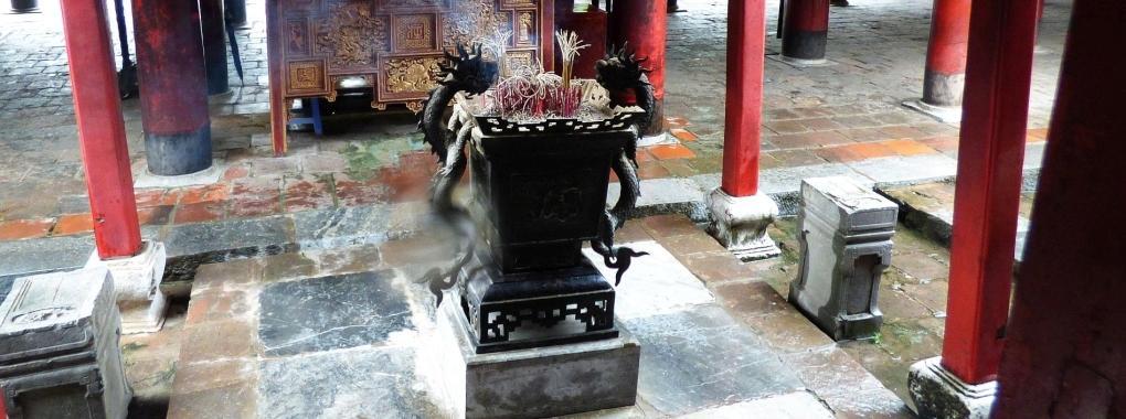 Vietnam Hanoi Tempel