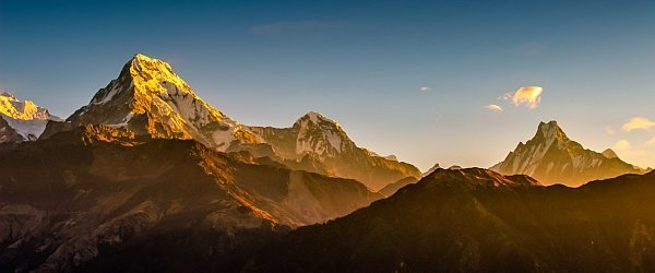 Wandereisen weltweit - Nepal Trekking für Einsteiger
