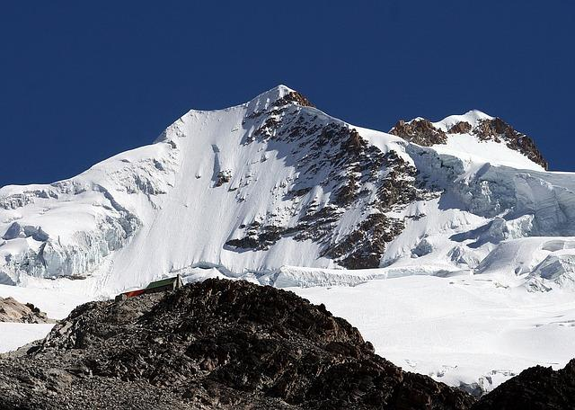 Huayna Potosi 6.088 m