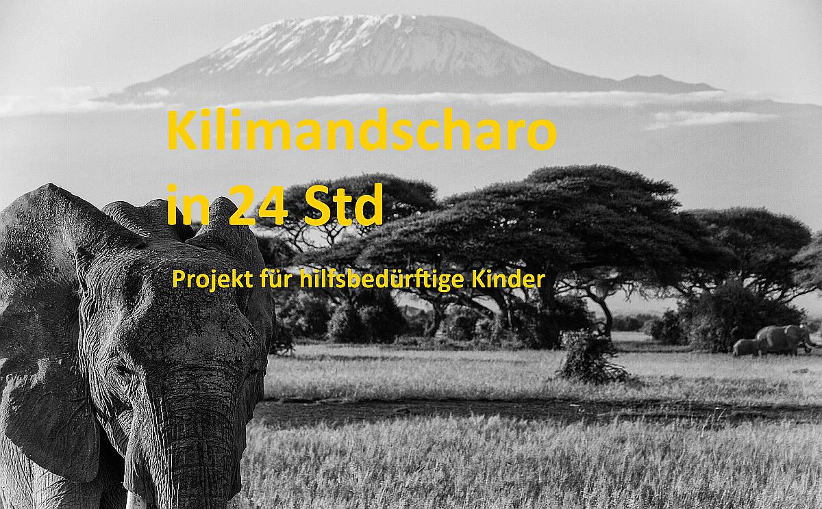 Kilimandscharo in 24 Std