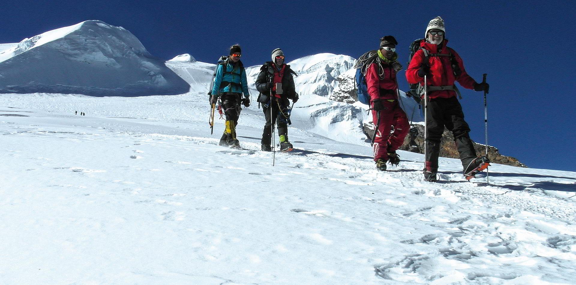 Mera Peak in zwei Wochen