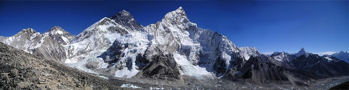 Khumbu Trek - Mount Everest 8848 m